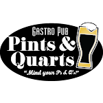 Logo for Pints And Quarts Gastro Pub