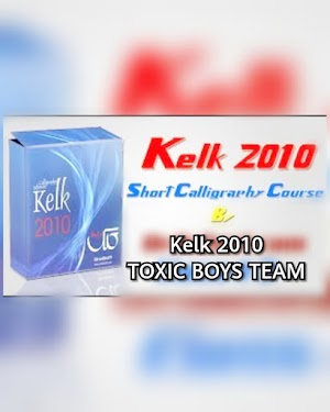 Kelk 2010 software for celigraphy download free with All Urdu Fonts