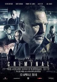Watch Criminal 2016 BluRay
