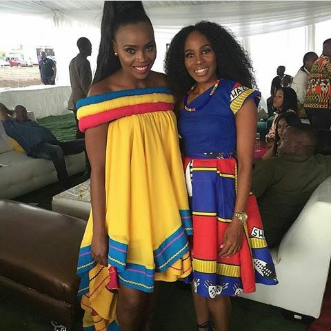 NEW SOUTH AFRICAN TRADITIONAL DRESSES ( 2019 ) IDEAS 3