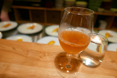 Farm Spirit Non Alcoholic Housemade Beverage Pairing - Sarsaparilla Kefir