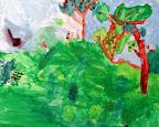 Plein Air Painting by Ignacio