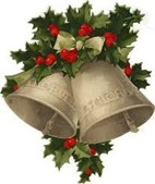 Old time Christmas bells