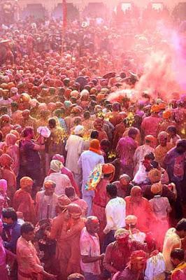 होली (Holi)   Holi Festival Of Colors