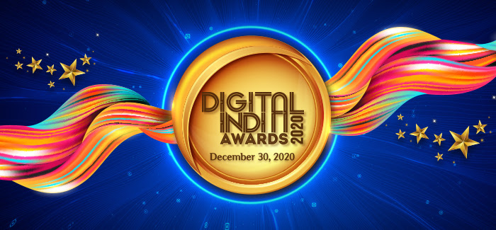 Today In India - Digital India Awards - 2020 By Government