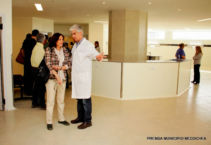 hospital Emilio Ferreyra Necochea