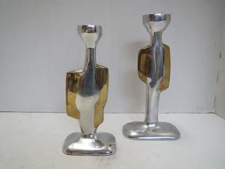 David Marshall-Disenos Candlestick Pair