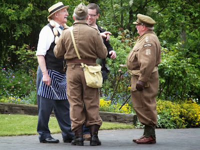 I will volunteer Mr Mainwaring