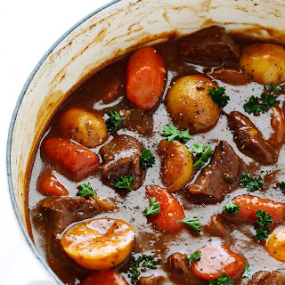 Guinness Beef Stew.