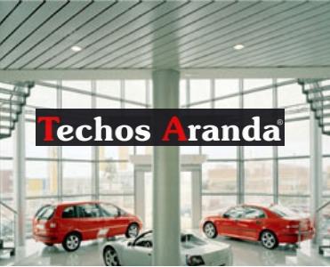 Ofertas economicas techos registrables Madrid