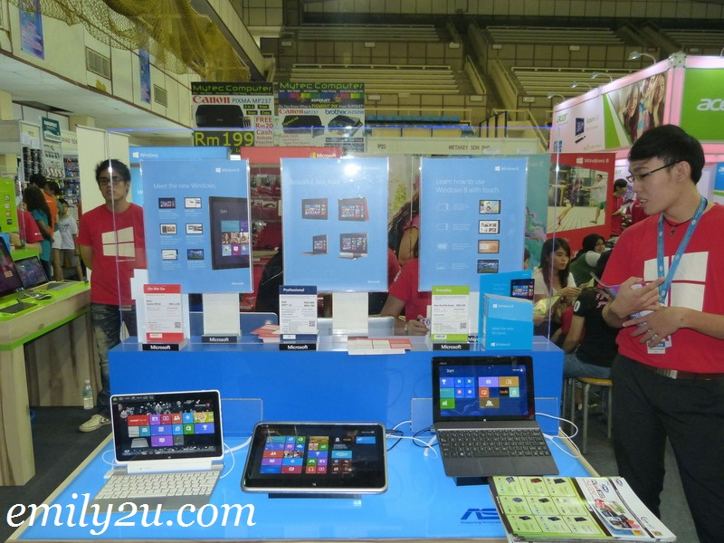 Ipoh PIKOM PC Fair