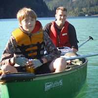 Ross Lake July 2014 - P7080067.JPG