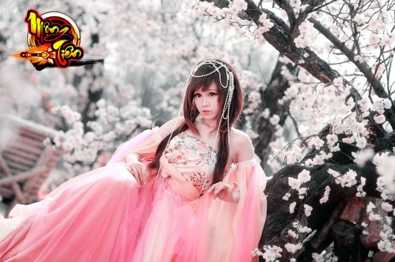 Ngự Thiên Huyền Nữ trong Mộng Tiên bước ra đời thực - Ảnh 5
