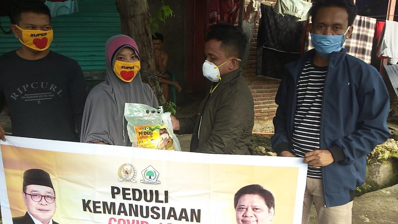 Tali Kasih Supriansa Anggota DPR RI Dapil II Sulsel dan Warga Bone Tetap Terjalin