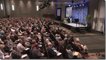 Ron Tanner addresses RootsTech 2016