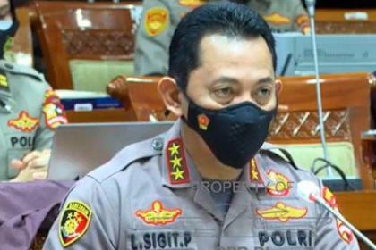 Jawaban Cerdas Listyo Sigit Terhadap Tudingan PKS, Pembunuhan di Luar Hukum Soal Insiden 6 Laskar FPI Tewas