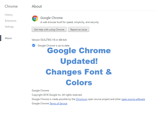 google-chrome-updated