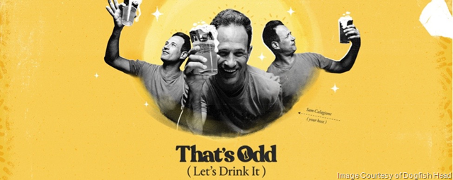 First We Feast and Dogfish Head reunite for Season 2 of 'That's Odd, Let's Drink It!'