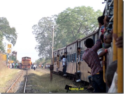 Nagpur-Nagbhir Narrow Gauge Train