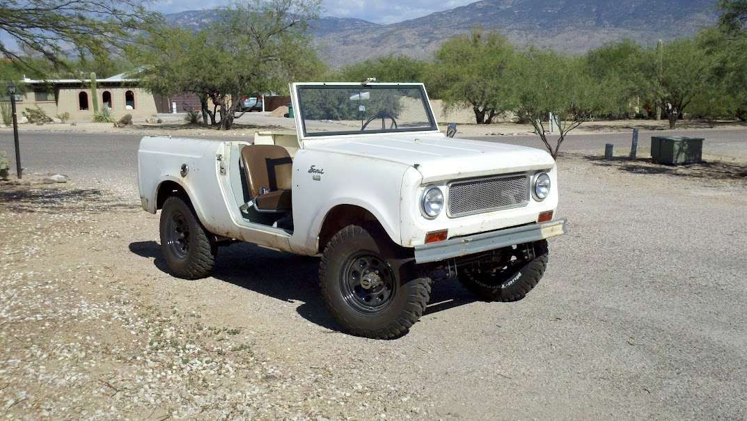 purchase new 1965 scout 80 in tucson  arizona  united states