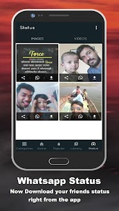 Lovely Video Status App Download For Android and iPhone 4