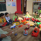 Introduction of Transport (Playgroup)