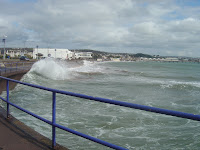High Tide at Paignton