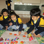 Introduction to Number 9 (Nursery) 18-12-2015
