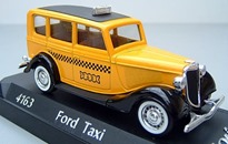 4163 FORD V8 Taxi 1936