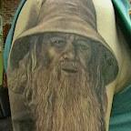 arm gandalf - tattoos ideas