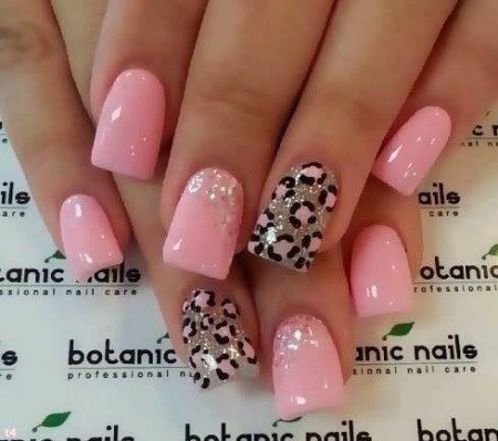 acrylic nail designs and ideas 2017  styles 7