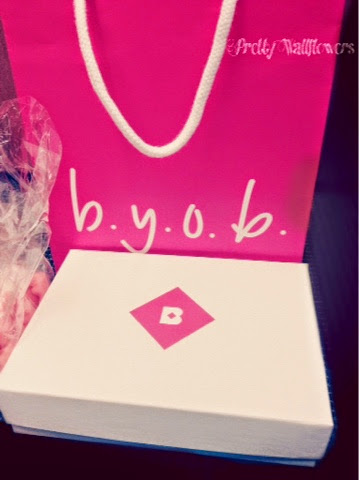 Birchbox Soho Store Customer Appreciation Day Build Your Own Birchbox Box