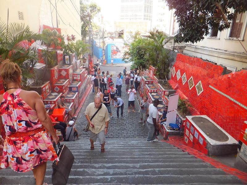 Escadaria Selaron, Río de Janeiro, Brasil, Elisa N, Blog de Viajes, Lifestyle, Travel