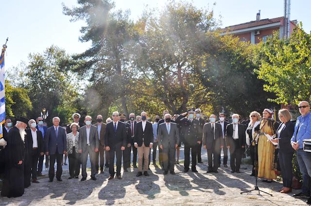 Πρέβεζα: Η Πρέβεζα γιόρτασε τα 108 χρόνια ελευθερίας της- Με περιορισμένο αριθμό ατόμων πραγματοποιήθηκαν οι εκδηλώσεις