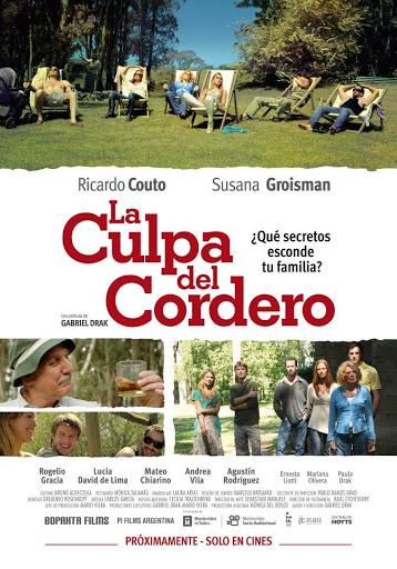 La Culpa del Cordero Η Ενοχή του Αμνού Poster
