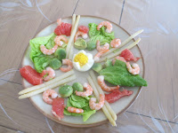 Salade composée toutes saisons