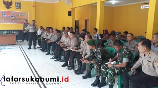 Tactical Wall Game Pengamanan Milad FPI Sukabumi ke-19