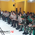 Tactical Wall Game Pengamanan Milad FPI Sukabumi ke-19