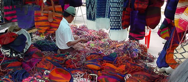 Otavalo Market - Surbound