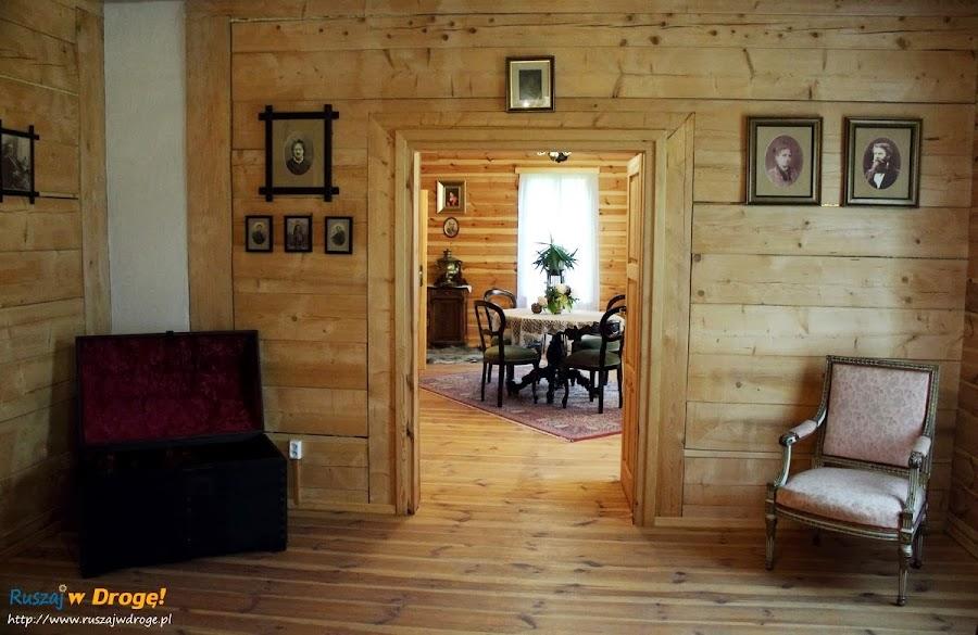 Ciekoty - w domu Żeromskiego