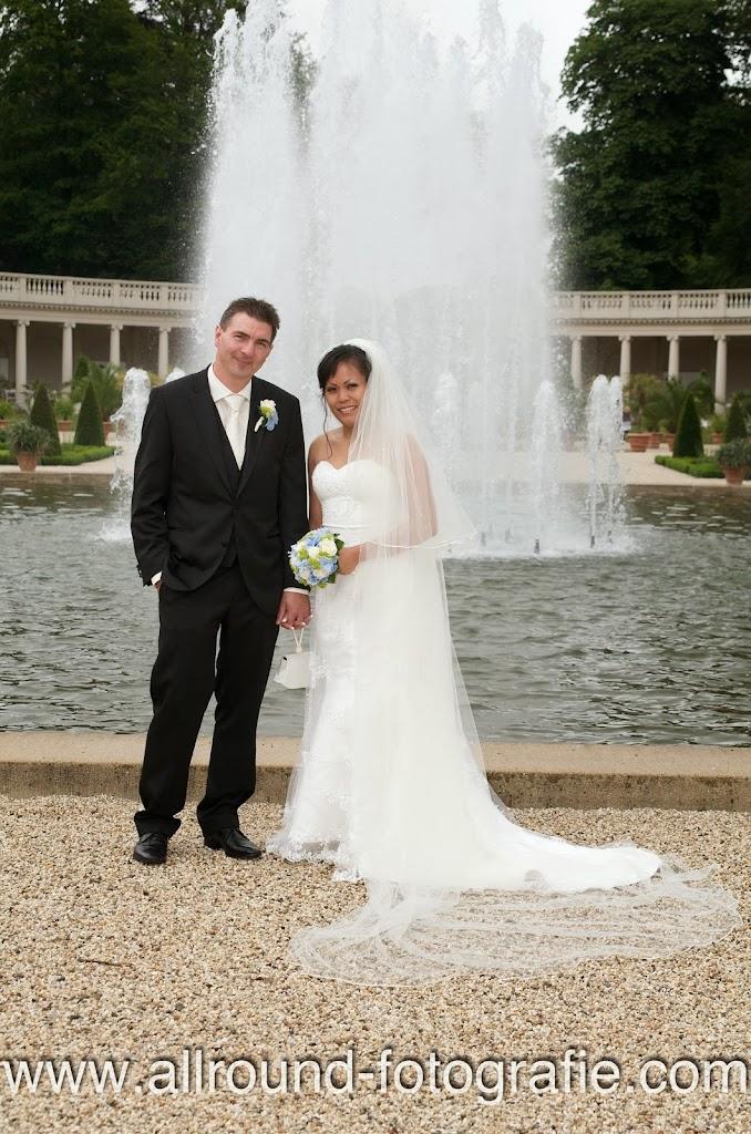 Bruidsreportage (Trouwfotograaf) - Foto van bruidspaar - 074