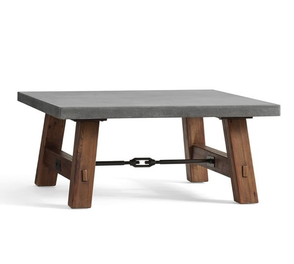 Concrete table abbot