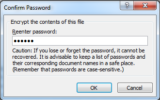 cai dat password cho file word