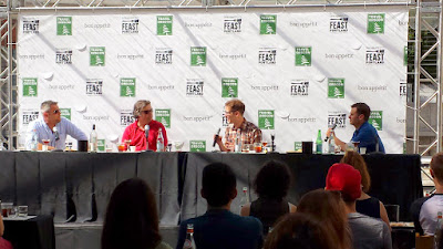 Beans & Booze panel at Feast 2014