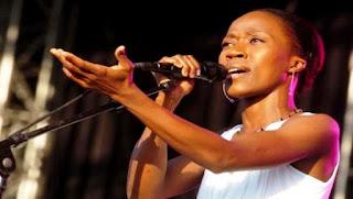 Rokia Traoré en concert à Alger