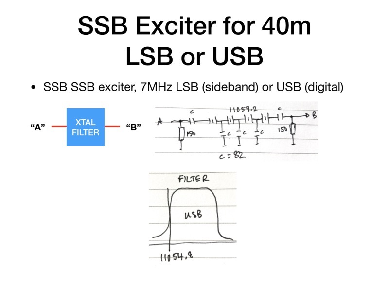 SSB Exciter 007