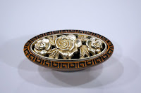 裝潢五金品名:S192-復古玫瑰取手規格:56m/m顏色:古銅+古銀色玖品五金