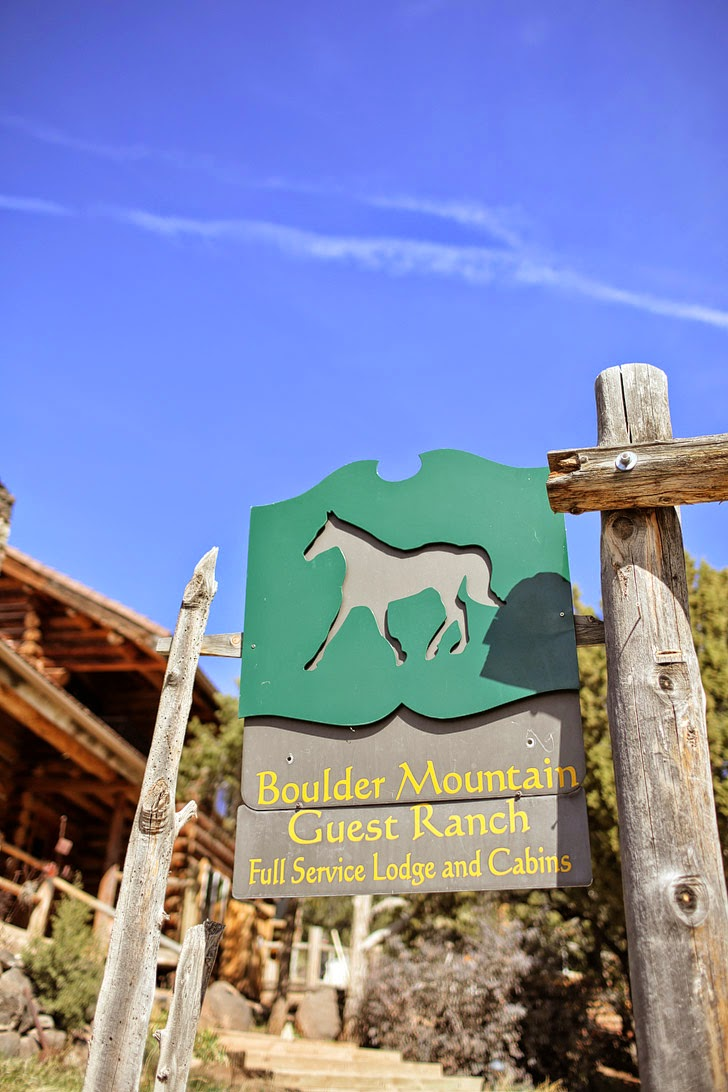 Boulder Mountain Guest Ranch - Grand Staircase Escalante Lodging.