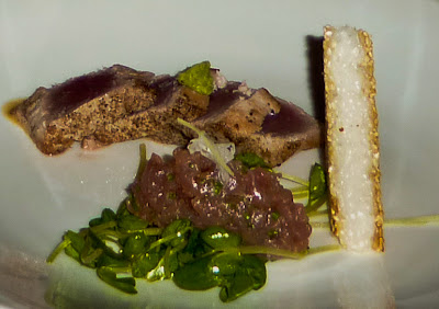 Tuna two ways