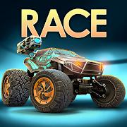 RACE: Rocket Arena Car Extreme – APK MOD HACK – Dinheiro Infinito